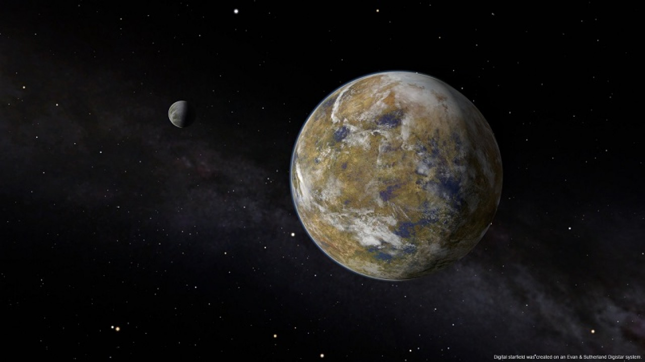 Esistono altri mondi abitabili? - AstroTalk online con Amedeo Balbi