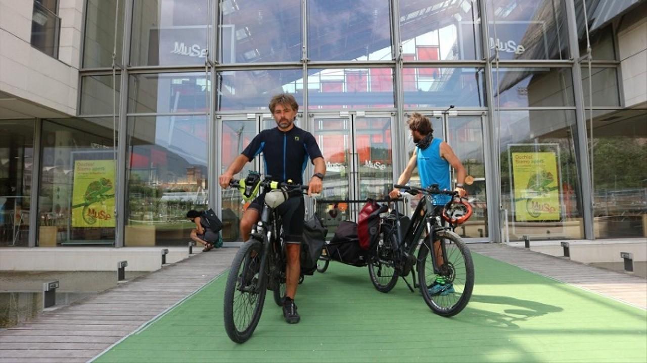 Il MUSE per i Campionati Europei di Ciclismo
