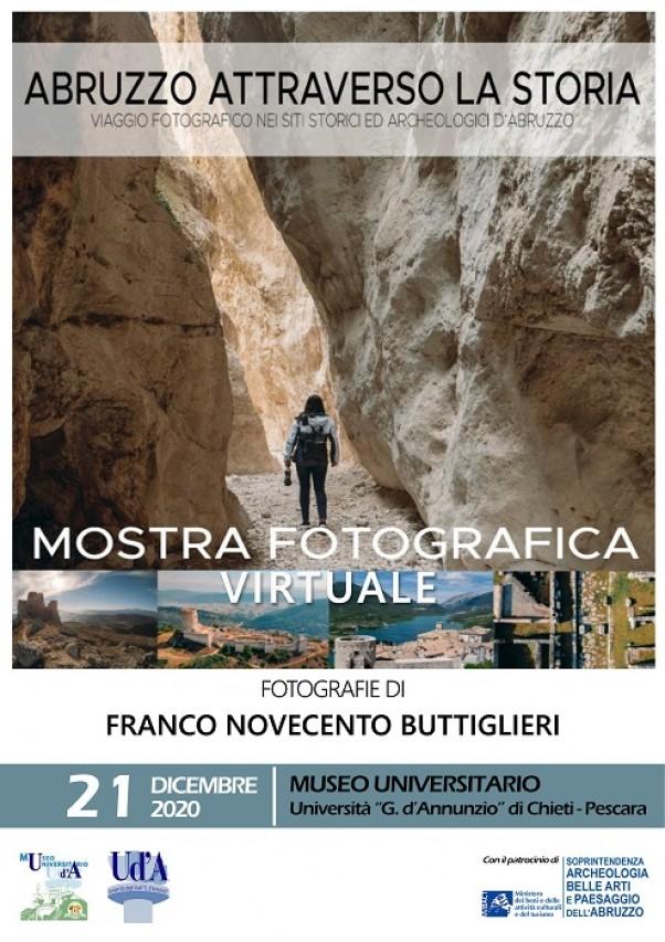 """MOSTRA FOTOGRAFICA   VIRTUALE """"Abruzzo attraverso la storia. Viaggio fotografico nei siti   storici ed archeologici d'Abruzzo"""""""
