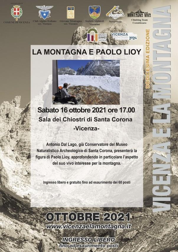 La montagna e Paolo Lioy