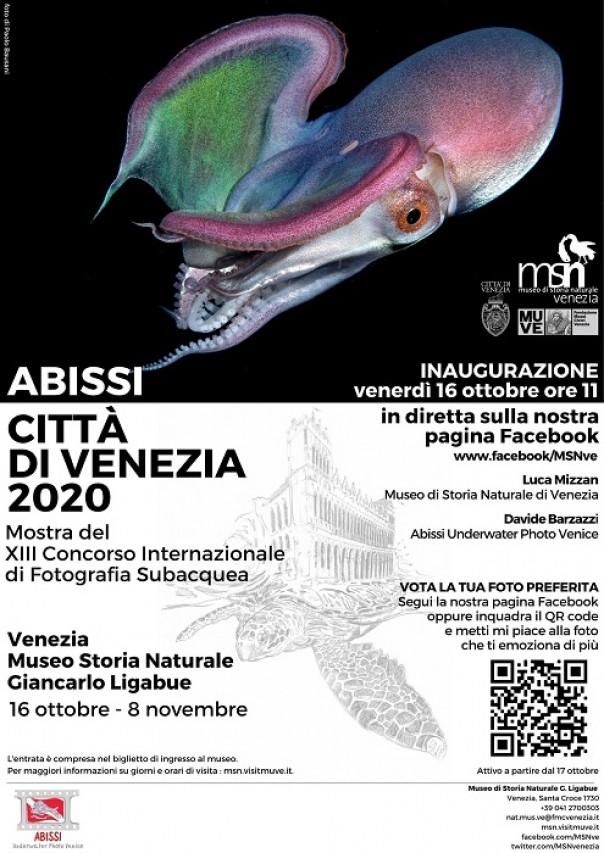 ABISSI CITTA' DI VENEZIA 2020