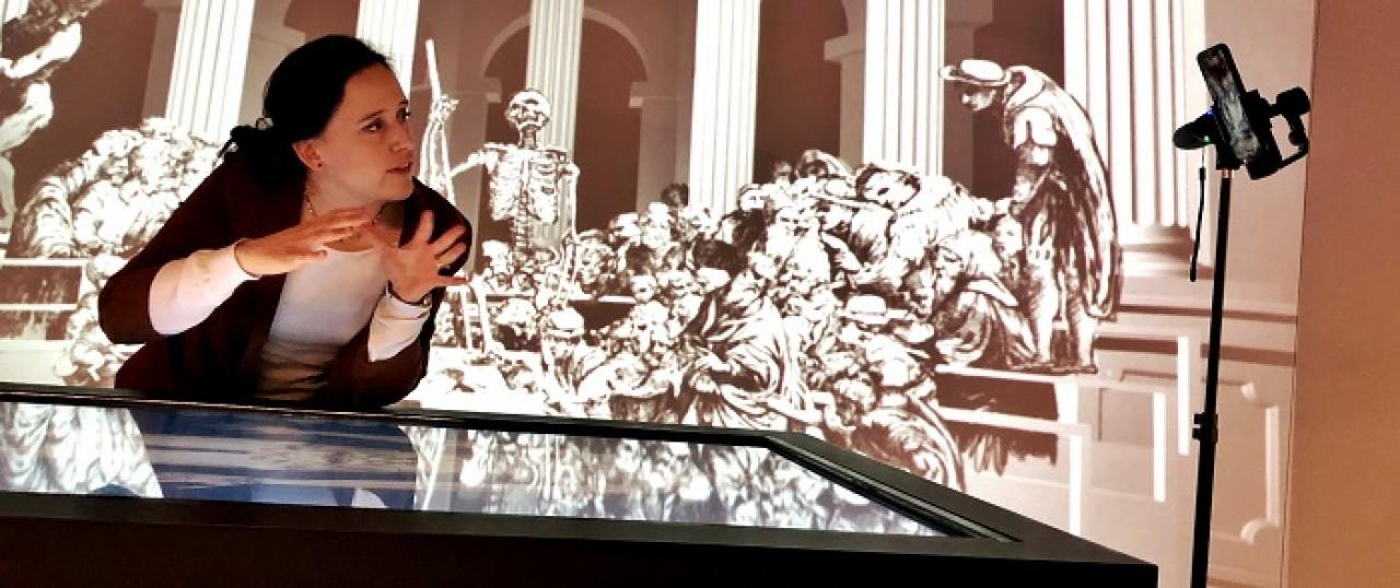 Visite guidate gratuite del MUSME – Museo di Storia della Medicina di Padova offerta da Fondazione MUSME