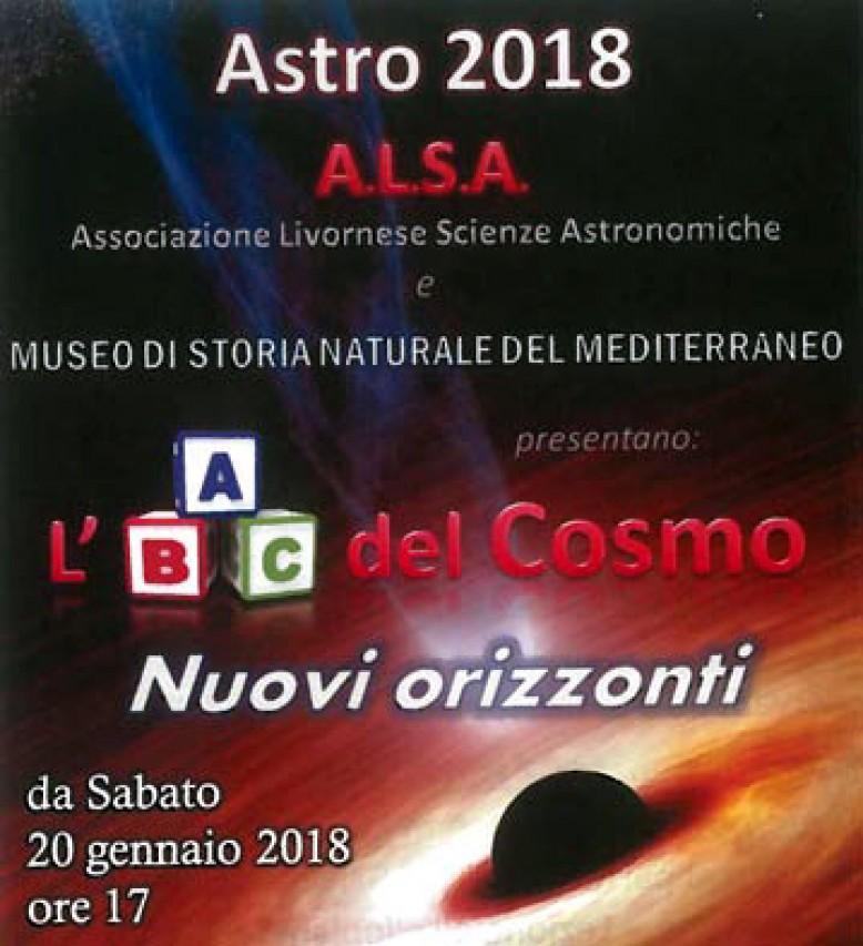 Ciclo di incontri di astronomia: ABC del Cosmo