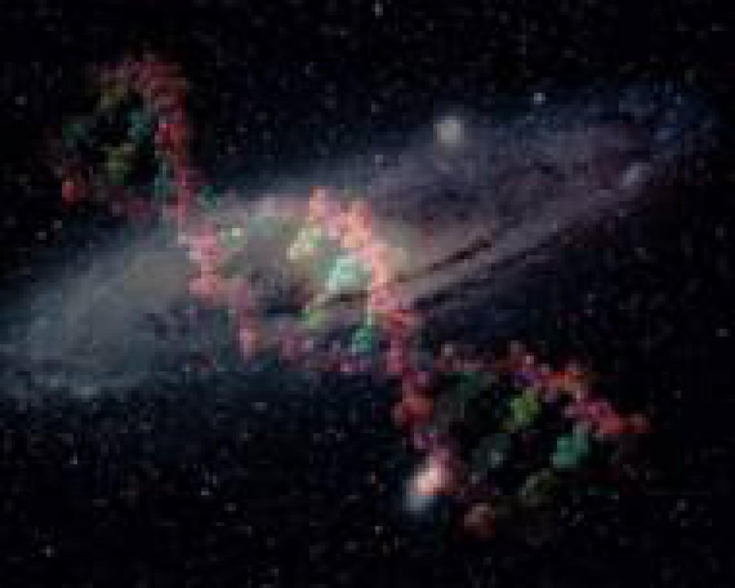 Nuova edizione del Corso divulgativo di Astrobiologia